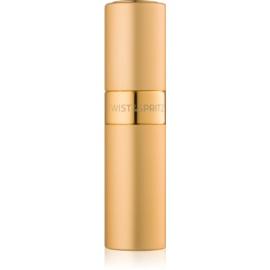 Twist & Spritz Fragrance Atomiser Refillable Atomiser unisex 8 ml  Gold