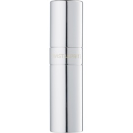 Twist & Spritz Fragrance Atomiser Refillable Atomiser unisex 8 ml  Silver Polished