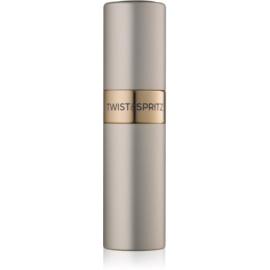 Twist & Spritz Fragrance Atomiser Refillable Atomiser unisex 8 ml  Platinum