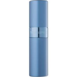 Twist & Spritz Twist & Spritz Refillable Atomiser unisex 8 ml  Blue