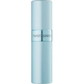 Twist & Spritz Twist & Spritz Refillable Atomiser unisex 8 ml  Pale Blue