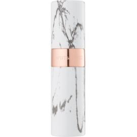 Twist & Spritz Twist & Spritz Refillable Atomiser unisex 8 ml Limited Edition White Marble