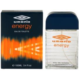 Umbro Energy Eau de Toilette for Men 100 ml