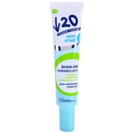 Under Twenty ANTI! ACNE gel-crema para los poros dilatados  40 ml