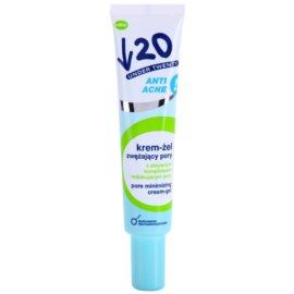 Under Twenty ANTI! ACNE crema gel pentru pori dilatati  40 ml
