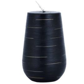 Unipar Nordlys Steep Line Black Kerze 381 g  (Cone 80 - 120)
