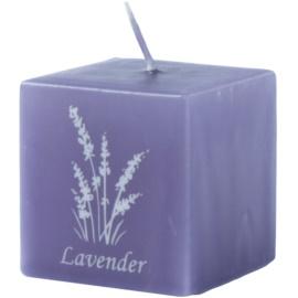 Unipar Lavender Violet vonná svíčka 110 g