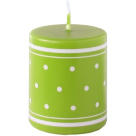Unipar Retro Light Green Kerze 100 g  (Ø 50 - 60)