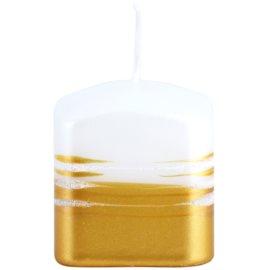 Unipar Tonnet White-Gold Kerze 175 g