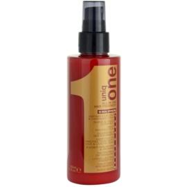 Uniq One Care tratamento regenerador  para todos os tipos de cabelos  150 ml