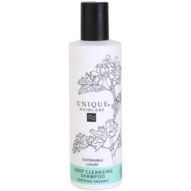 Unique Hair Care mélyen tisztító sampon hajra  250 ml