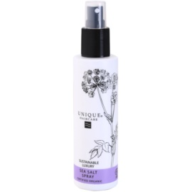 Unique Hair Care spray com sal marinho   150 ml