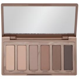 Urban Decay Naked2 Basics paleta de sombras de ojos  6 x 1,3 g