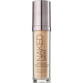 Urban Decay Naked Skin lehký make-up odstín 4.0  30 ml