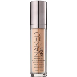 Urban Decay Naked Skin make-up cu textura usoara culoare 5.0  30 ml
