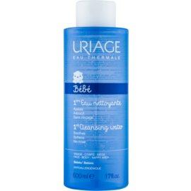 Uriage 1érs Soins Bébés sanftes Reinigungswasser Für Gesicht und Körper  500 ml