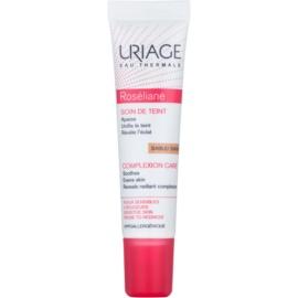 Uriage Roséliane Toning Fluid For Sensitive Skin Prone To Redness Color 01 Sable Naturel/Sand  15 ml