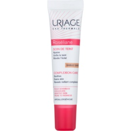 Uriage Roséliane Tönungsfluid für empfindliche Haut mit der Neigung zum Erröten Farbton 01 Sable Naturel/Sand  15 ml