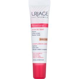 Uriage Roséliane тональний флюїд для чутливої шкіри схильної до почервонінь відтінок 01 Sable Naturel/Sand  15 мл