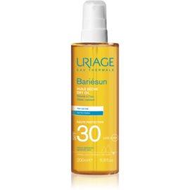 Uriage Bariésun suchý olej na opalování SPF 30  200 ml
