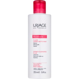 Uriage Roséliane Cleansing Fluid For Sensitive Skin Prone To Redness  250 ml