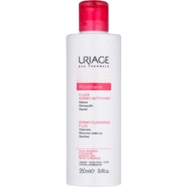 Uriage Roséliane Reinigungsfluid für empfindliche Haut mit der Neigung zum Erröten  250 ml