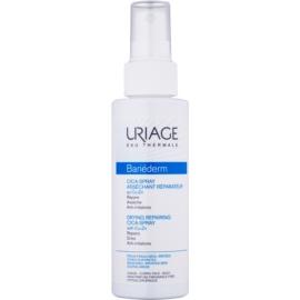 Uriage Bariéderm Cica підсушуючий відновлюючий спрей з вмістом меду та цинку  100 мл