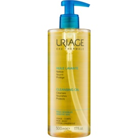Uriage Hygiène Cleansing Oil For Face And Body  500 ml