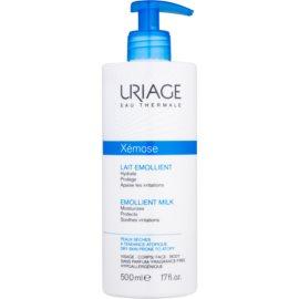 Uriage Xémose hidratáló testápoló tej  500 ml