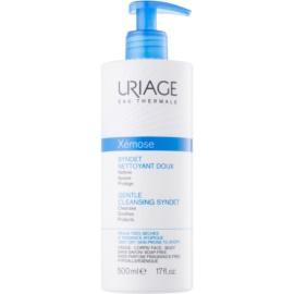 Uriage Xémose finoman tisztító géles krém száraz és atópiás bőrre  500 ml