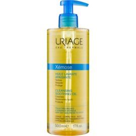 Uriage Xémose nyugtató és tisztító olaj arcra és testre  500 ml