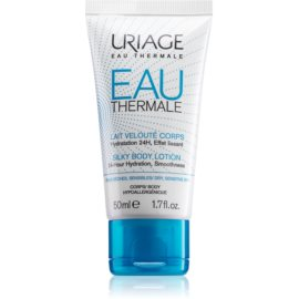 Uriage Eau Thermale svilen losjon za telo za suho in občutljivo kožo  50 ml