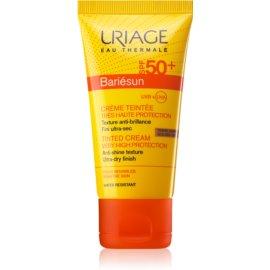 Uriage Bariésun Protective Tinted Cream for Face SPF 50+ Shade Gold 50 ml