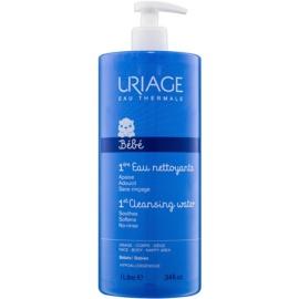 Uriage 1érs Soins Bébés čisticí voda na tělo a obličej  1000 ml