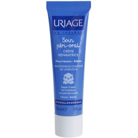 Uriage 1érs Soins Bébés regeneracijska krema za razdraženo kožo okoli ustnic  30 ml