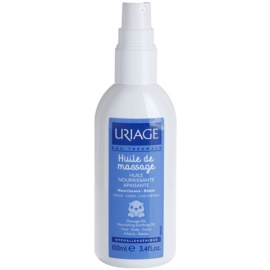 Uriage 1érs Soins Bébés masážny olej na tvár, telo a pokožku hlavy  100 ml