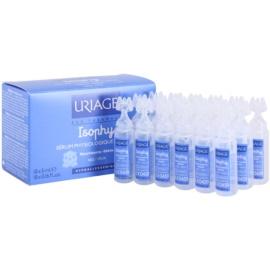 Uriage 1érs Soins Bébés természetes fiziológiás oldat megnyugtatja a szemet és az orr nyálkahártyáját  18x5 ml