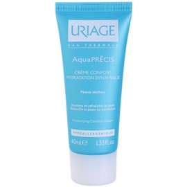 Uriage AquaPRÉCIS зволожуючий крем для сухої шкіри  40 мл
