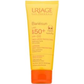 Uriage Bariésun losjon za sončenje za otroke SPF 50+  100 ml