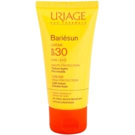 Uriage Bariésun Light Protective Moisturiser SPF 30 waterproof  50 ml