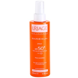 Uriage Bariésun Zonnebrand Spray  SPF 50+  200 ml
