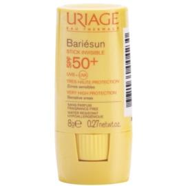 Uriage Bariésun zaščitna paličica za občutljive predele kože SPF 50+  8 g