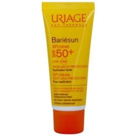 Uriage Bariésun XP Crème met Zeer Hoge Bescherming voor Huid met Overgevoeligheid van Zonstralingen  SPF50+ waterproof  40 ml