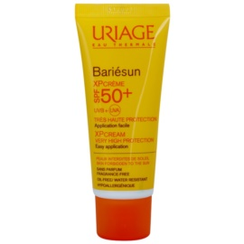 Uriage Bariésun XP krém s veľmi vysokou ochranou pre pleť s precitlivenosťou na slnečné žiarenie SPF 50+ vodeodolný  40 ml