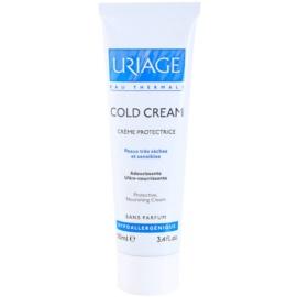Uriage Cold Cream Schutzcreme mit Anteilen von