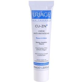 Uriage Cu-Zn+ die beruhigende Creme für rissige Haut  40 ml