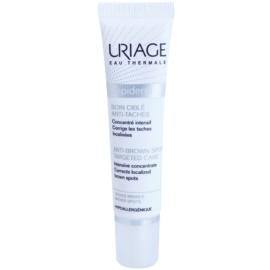 Uriage Dépiderm intesnive konzentrierte Pflege gegen Pigmentflecken  15 ml
