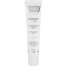 Uriage Dépiderm White изсветляващ флуид SPF 30  40 мл.
