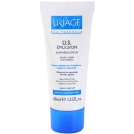 Uriage D.S. zklidňující emulze na seboroickou dermatitidu  40 ml