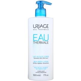 Uriage Eau Thermale leche corporal para una piel de terciopelo para pieles secas y sensibles  500 ml